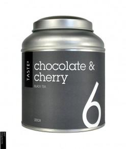 Μαύρο Τσαί με σοκολάτα και κεράσι