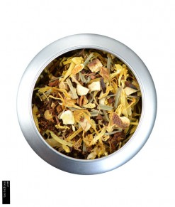ginger lemon loose leaf herbal tea 6