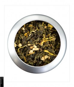 ginseng loose leaf oolong tea 1