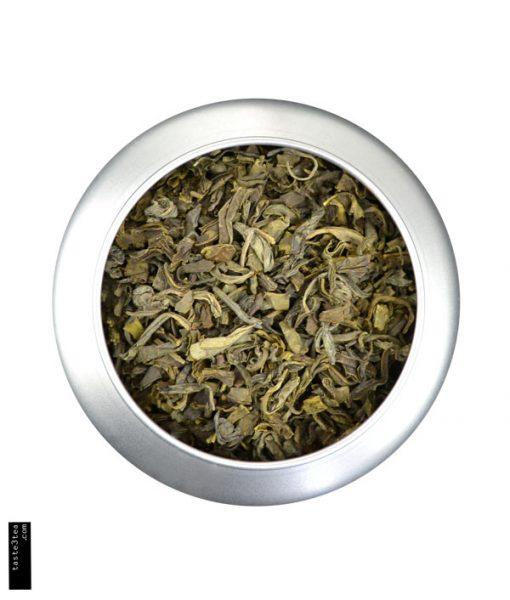 Πράσινο Τσάι με Lime & Ginger