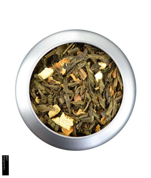 Πράσινο Τσάι με Πορτοκάλι & Μπαχαρικά