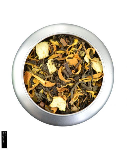 Πράσινο τσάι πλούσιο σε μπαχαρικά