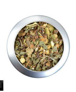 Βοτανικό Τσάι με τζίντζερ και δενδρολίβανο