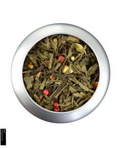 Πράσινο Τσάι με Βανίλια & Πορτοκάλι