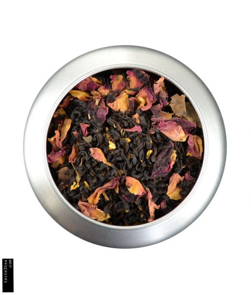 Μαύρο Τσάι με Ανανά & Κεράσι