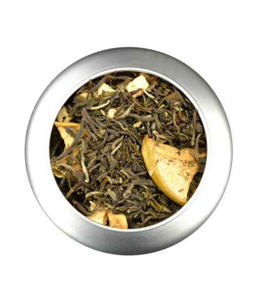 Πράσινο τσάι μήλο & μέντα