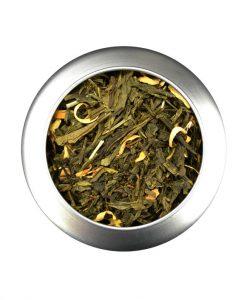 Πράσινο τσάι με φραγκόσυκο