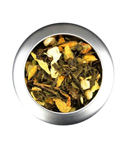 Πράσινο τσάι Caipirinha