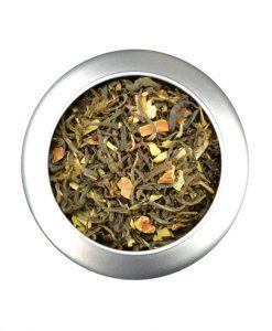 Πράσινο τσάι ευκάλυπτου & τζίντζερ