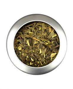 Πράσινο Τσάι με ανανά & καρύδα