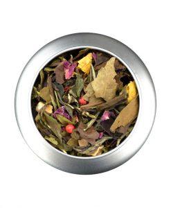 Άσπρο Τσάι με Ροδοπέταλα & Raspberry